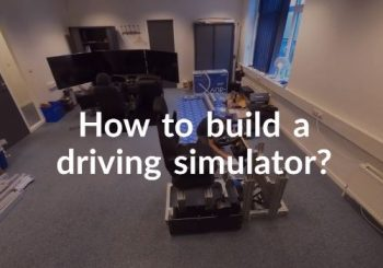 How to build a driving simulator?