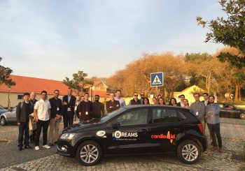 Test drive i-DREAMS instrumented vehicle