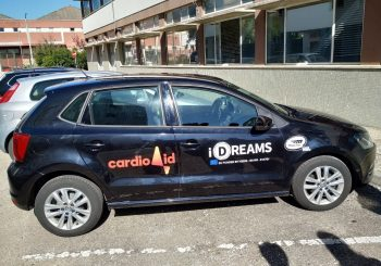 Instrumented i-DREAMS car