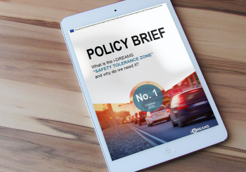 First Policy Brief on Safety Tolerance Zone